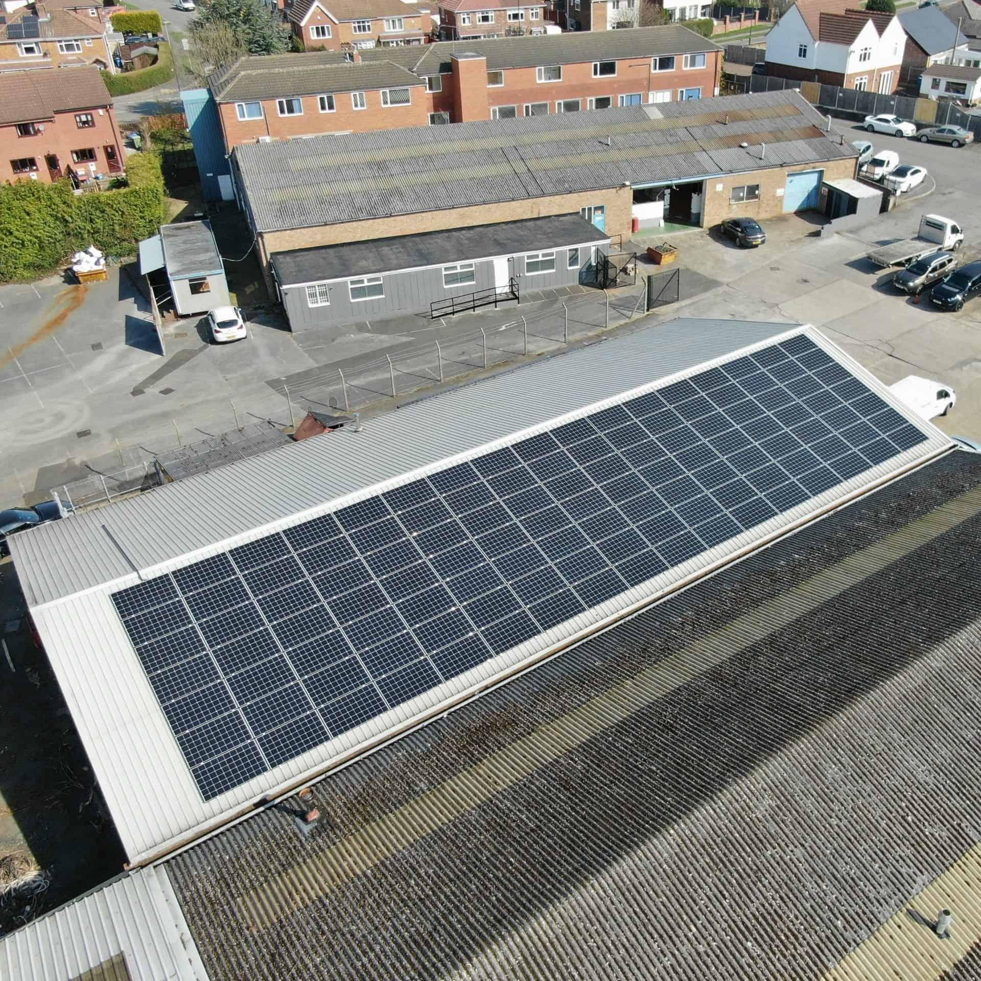 Commercial Renewable Energy