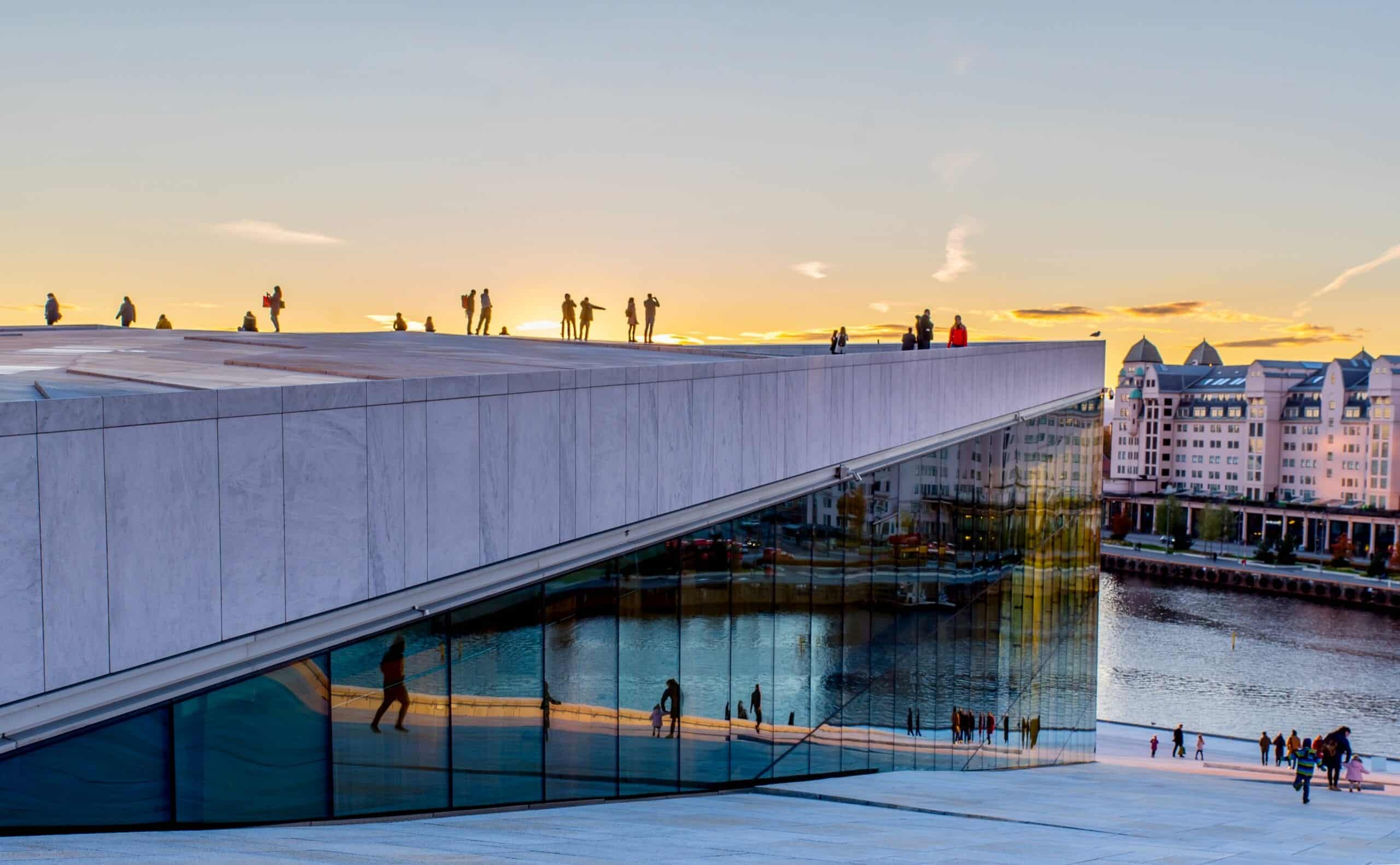Oslo – The (Almost) Car Free City