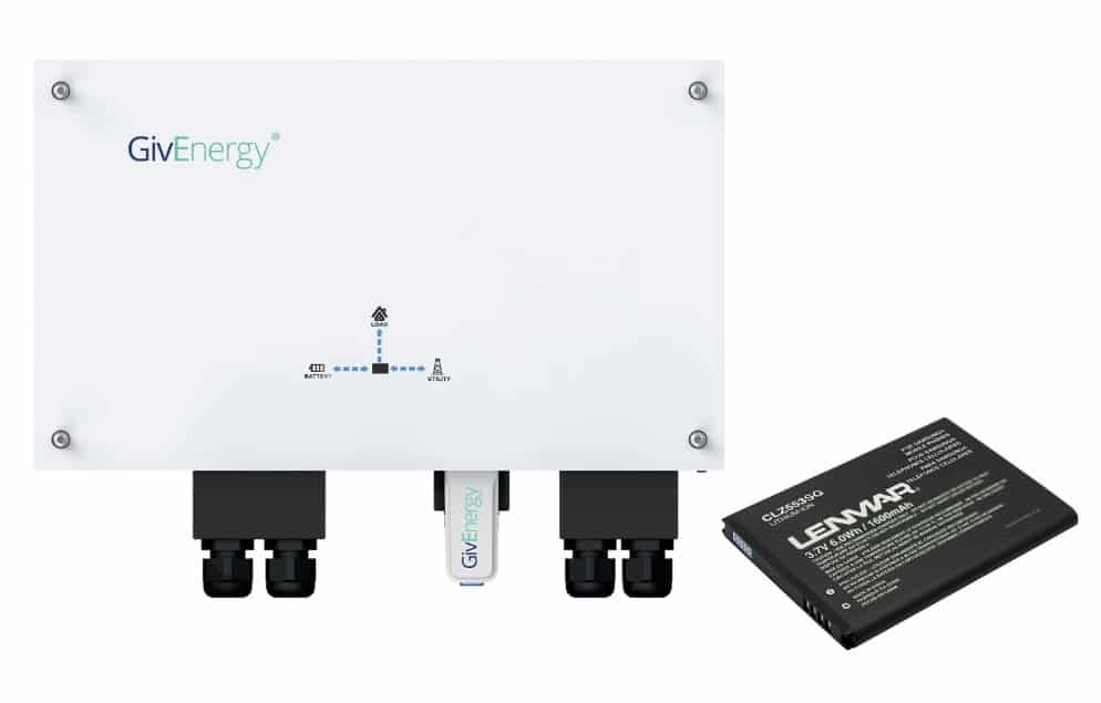 Lithium-ion batteries for commercial storage and domestic use.
